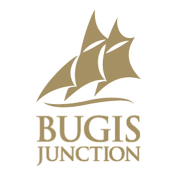 Bugis Junction MCST 2137 Logo