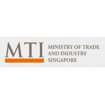 Ministry of Trade & Industry Logo
